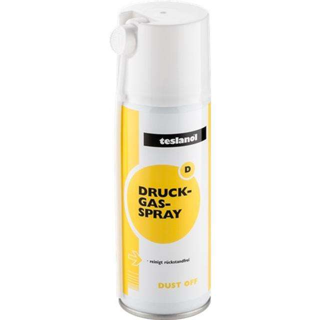 bomboletta spray aria compressa 200 ml  wnt 26002 teslanol wnt 26002