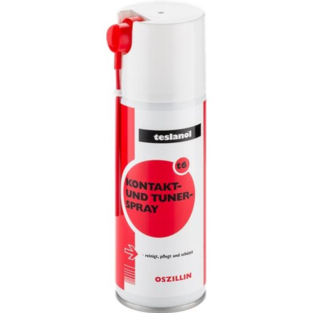 bomboletta spray pulisci contatti 200 ml CE wnt 26025 teslanol wnt 26025