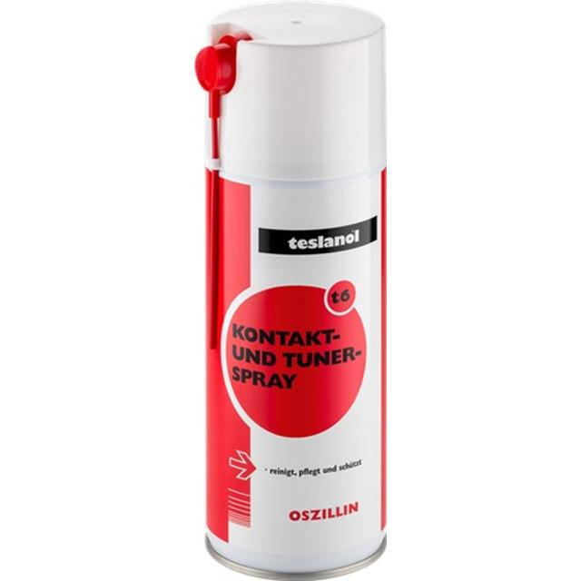 bomboletta spray pulisci contatti 400 ml CE wnt 26026 teslanol wnt 26026