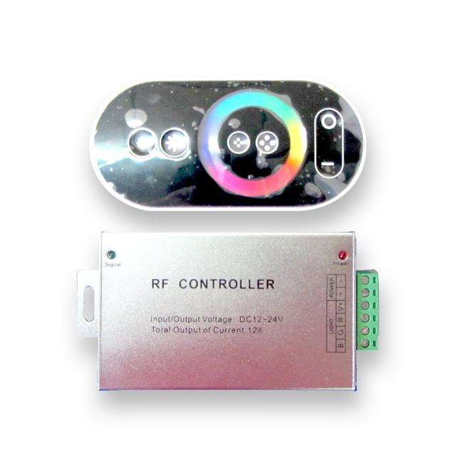 controller led rgb touch wireless CE tec 622273 v-tac tec 622273