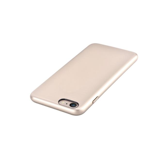 cover c.e.o 2 in microfibra per iphone 7 & 8 oro lif dec27327c devia lif dec27327c