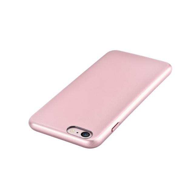 cover c.e.o 2 in microfibra per iphone 7 & 8 oro rosa lif dec27334g devia 36805 1/1