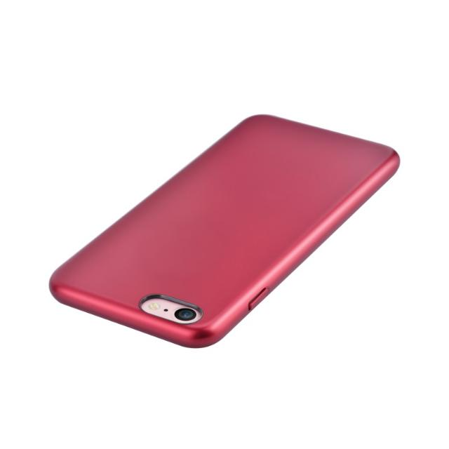 cover c.e.o 2 in microfibra per iphone 7 e 8 plus rosso lif dec27365r devia lif dec27365r