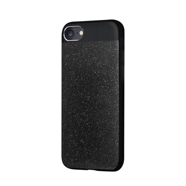 cover racy glitterate per iphone 7 plus nero lif derc7p058b devia lif derc7p058b