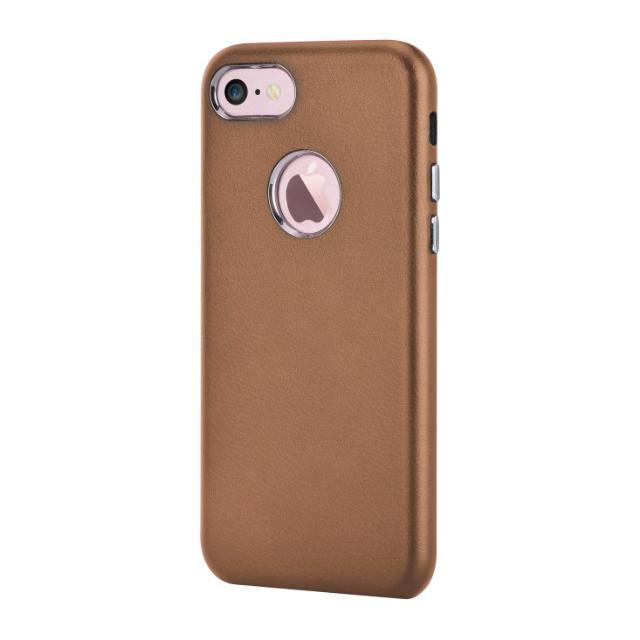 cover successor con vista logo per iphone 7 marrone lif descip7306m devia lif descip7306m