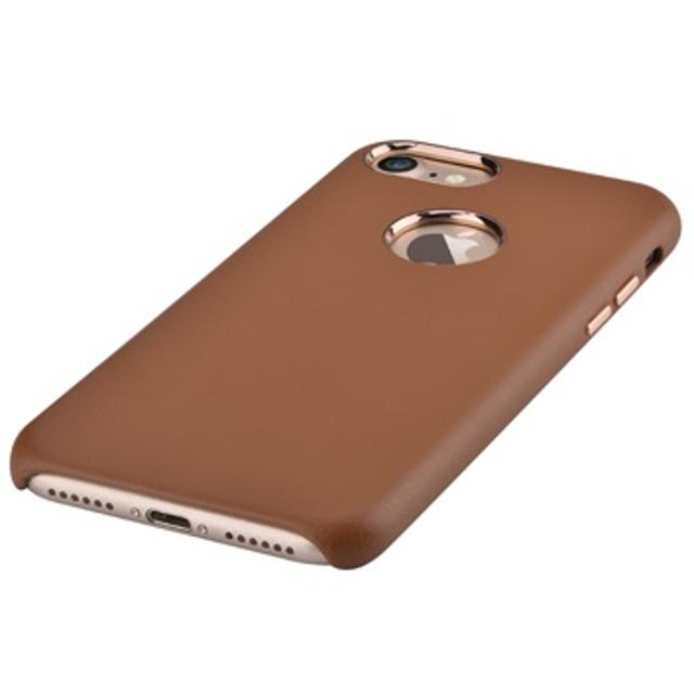 cover successor con vista logo per iphone 7 plus marrone lif desip7p337m devia 36887 1/1