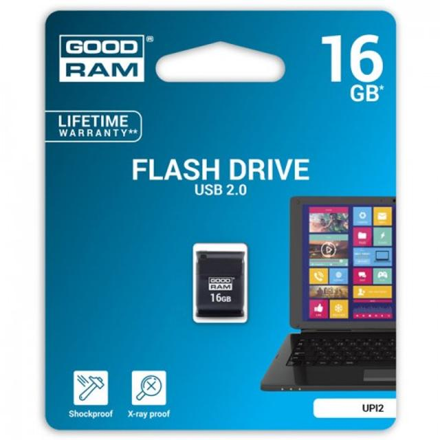 pendrive goodram upi2 usb mini 2.0 16gb lif grupi20160k0r1 goodram 35426 1/1