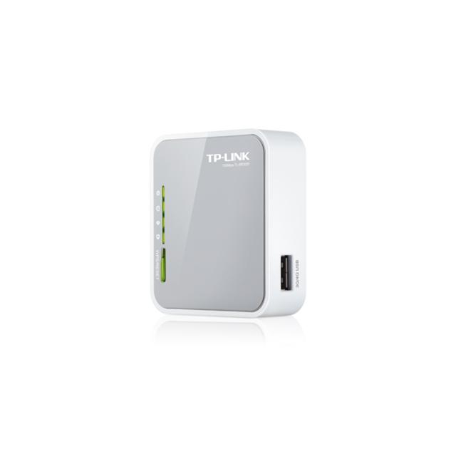 router per dongle 3g/4g portatile wireless n 150mbps  lif tlmr3020 tp-link lif tlmr3020
