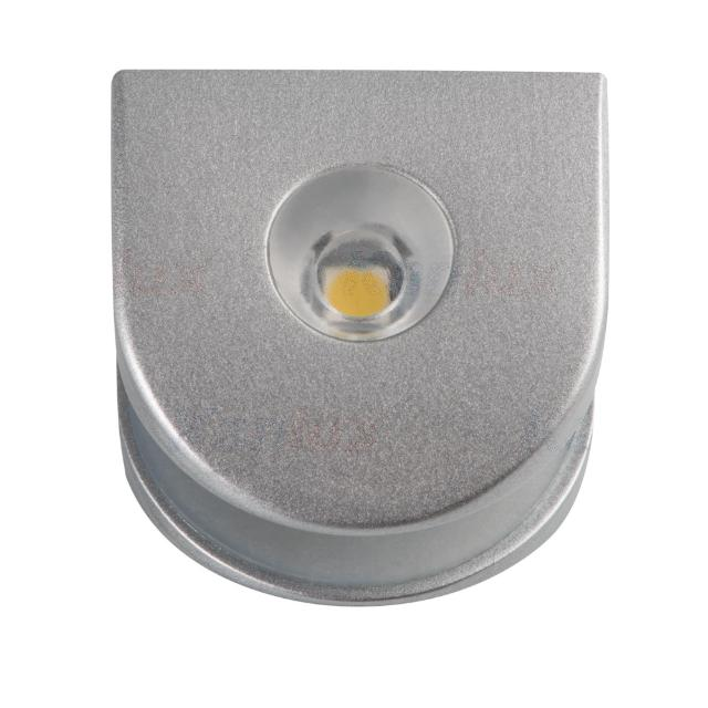 supporto 2 led 12 volt 30000 ore CE IP20 bianco caldo interno no kan 23790 kanlux kan 23790