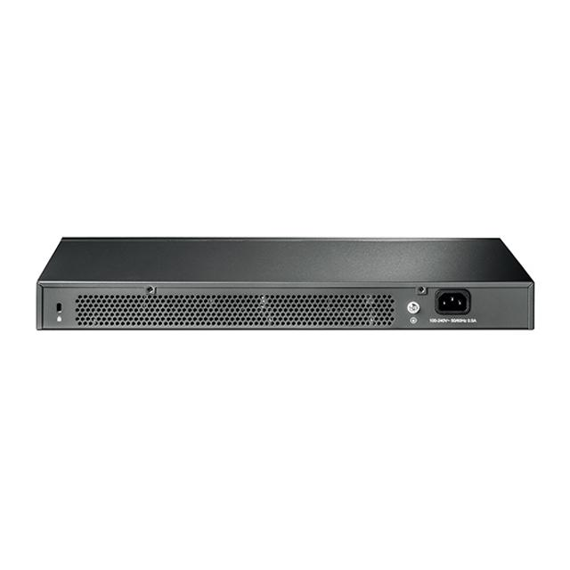 switch smartmanaged l2 24 porte gigabit + 4 sfp t1600g-28ts  lif tlt1600g28ts tp-link 35173 2/2