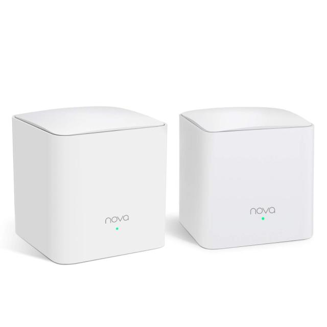 tenda nova mw5s wireless ac1200 dual band repeater mesh 2 pz  lif ntnovamw5s2 tenda lif ntnovamw5s2